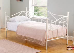 Cute Princess Pink Single Bed Frame Only £149!