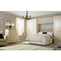Cooke & Lewis Shaker Cream Style 3-Piece Bedroom Furniture Set