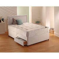 Dura Beds, Ashleigh, 4FT Sml Double Divan Bed