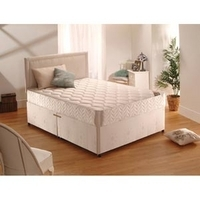 Dura Beds, President, 4FT Sml Double Divan Bed
