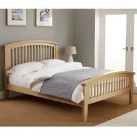 Stock, Dreamworks Beds, Verona, 5FT Kingsize Wooden Bedstead