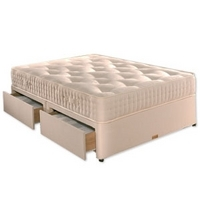 Star Premier, Jasper Star, 5FT Kingsize Divan Bed