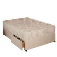 Star Premier, Decade Pocket 1500, 5FT Kingsize Divan Bed